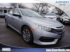 New 2018 Honda Civic EX Sedan in Alcoa, TN