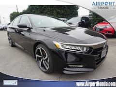 New 2019 Honda Accord Sport Sedan 1HGCV1E33KA047514 KA047514 in Alcoa, TN