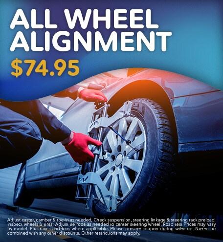 All Wheel Alignment