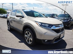 New 2019 Honda CR-V EX AWD SUV in Alcoa, TN