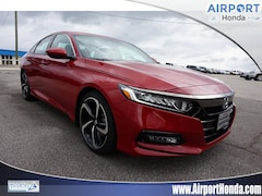 New 2018 Honda Accord Sport Sedan in Alcoa, TN