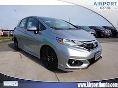 New 2019 Honda Fit Sport Hatchback 3HGGK5H63KM723390 KM723390 in Alcoa, TN