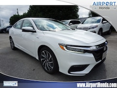 New 2019 Honda Insight Touring Sedan 19XZE4F97KE008953 KE008953 in Alcoa, TN