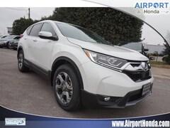 New 2019 Honda CR-V EX FWD SUV 5J6RW1H53KA012758 KA012758 in Alcoa, TN