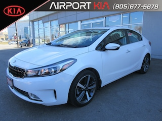 2018 Kia Forte EX+ Demo/ Android Auto/Camera/Sunroof Sedan