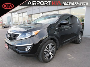 2016 Kia Sportage EX AWD / Camera / Bluetooth / LOW LOW KMs
