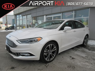 2018 Ford Fusion Titanium AWD/Leather /Sunroof/ BLOW OUT Price! Sedan
