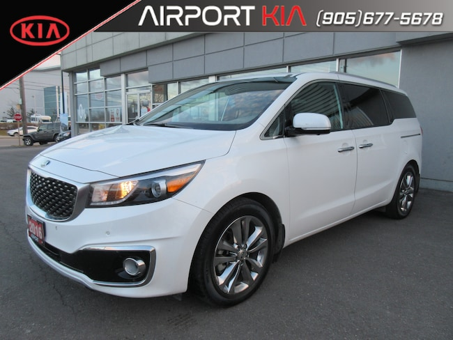 2016 Kia Sedona SXL+/360' CAMERA/SUNROOF/NAV/LOADED Van Passenger Van