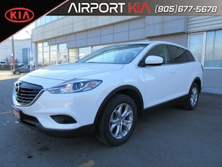 2015 Mazda CX-9 GS /Leather/Sunroof/Navigation/Camera SUV