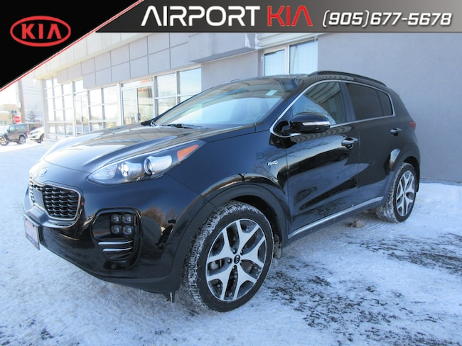 2018 Kia Sportage SX Turbo Demo/Leather/Sunroof/NAV SUV