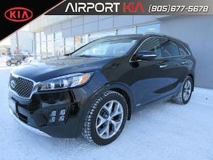 2018 Kia Sorento SX V6 7-Seater/Demo/Leather/Nav/Sunroof