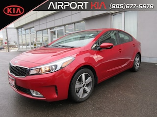 2018 Kia Forte LX+ Demo 4.15% OAC/ Heated seats/Camera Sedan