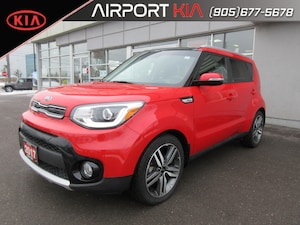 2017 Kia Soul EX Tech/NAV/Sunroof/Blind Spot/Remote Start