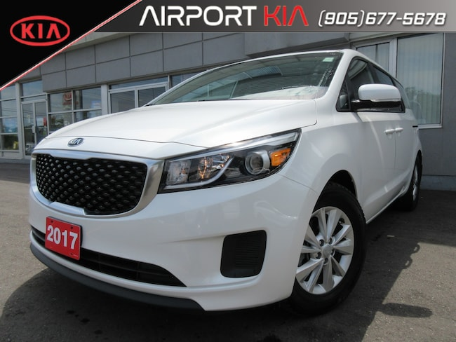 2017 Kia Sedona LX+ DEMO Backup Camera/ Power side doors/ 8 seater Minivan