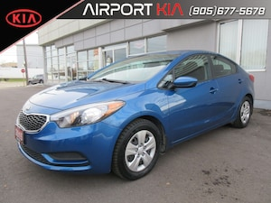 2015 Kia Forte 1.8L LX / Power package / Bluetooth