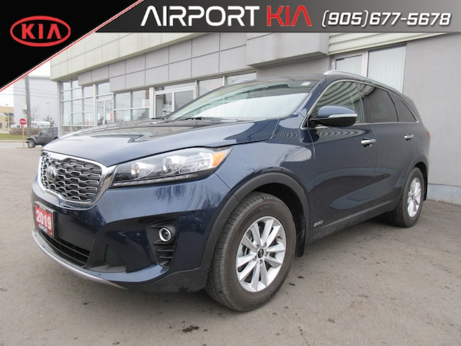 2019 Kia Sorento 2.4L EX 7-Seater/leather/Apple CarPlay SUV