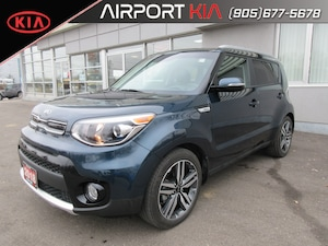 2018 Kia Soul EX Premium/leather/Panoramic Roof/Camera/LOW KMs