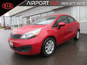 2015 Kia Rio LX+ Auto/Air Heated seats / Power Package