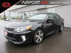 2018 Kia Optima SX Turbo DEMO/Loaded/Leather/Panoramic Sunroof