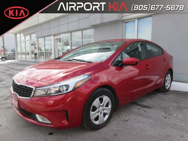 2017 Kia Forte LX+/Camera/Heated seats/Bluetooth Sedan