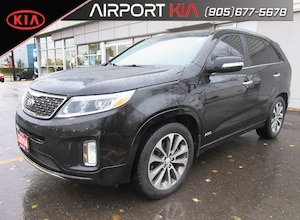 2014 Kia Sorento SX / loaded/ leather/ Panoramic sunroof