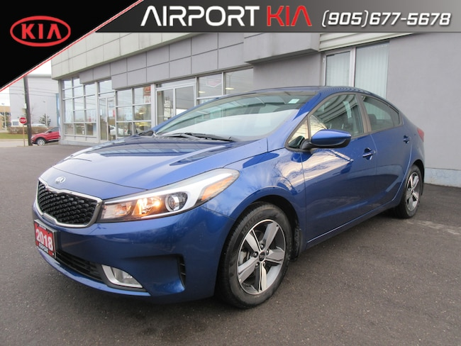 2018 Kia Forte LX+ /4.25% Demo Special finance OAC/Android Auto Sedan