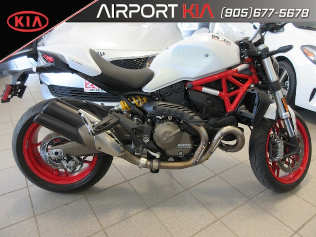 2016 Ducati Monster 821 Almost Brand New BLOW Out Pricing !!! Avant