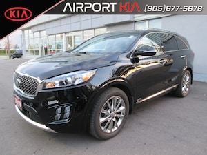 2018 Kia Sorento 3.3L SXL @ 4.25% O.A.C. 7-Seater / Leather/ NAV
