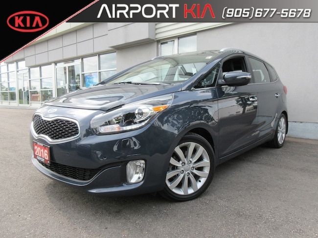 2016 Kia Rondo EX Luxury 7-Seater /Nav /Sunroof /Remote starter Wagon
