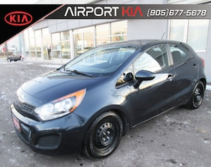 2015 Kia Rio 5-Door LX+/ Power package/ Heated seats