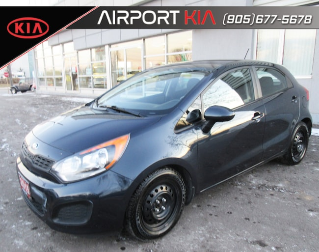 2015 Kia Rio LX+/ Power package/ Heated seats Hatchback