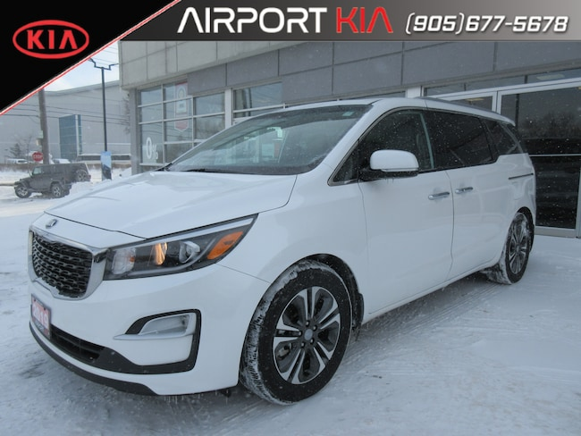 2019 Kia Sedona SX Demo 8 seater / Sunroof/Android auto/ Camera Minivan