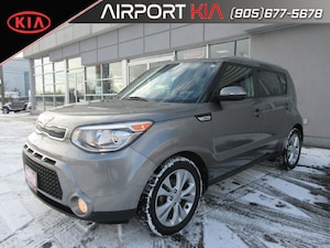 2016 Kia Soul EX+/Haeted seat and mirrors/Back-Up Camera