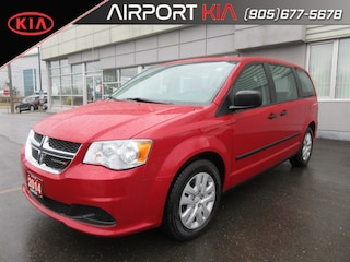 2014 Dodge Grand Caravan SE/ 3rd row seating/ ask for our easy financing Minivan
