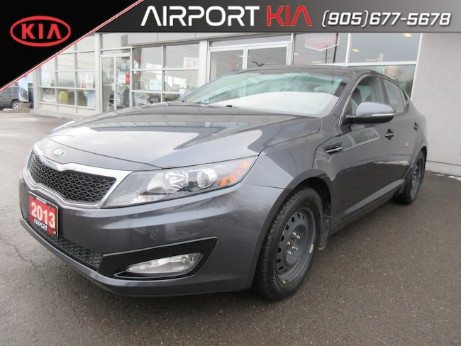 2013 Kia Optima LX Manual / Heated seats/ Bluetooth Sedan