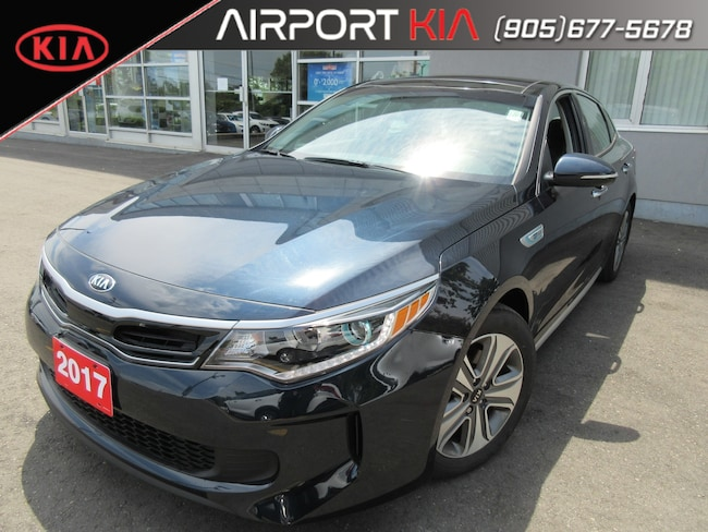 2017 Kia Optima Hybrid EX /Panoramic Sunroof/Leather/Camera/Blind Spot Sedan