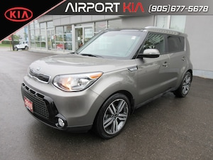2015 Kia Soul SX Luxury / Leather / Nav/ Panoramic Sunroof