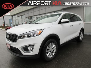 2018 Kia Sorento 2.4L LX FWD DEMO 4.25% OAC / Camera/Heated seats
