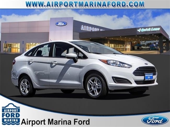 New 2018 Ford Fiesta SE Sedan Los Angeles, CA