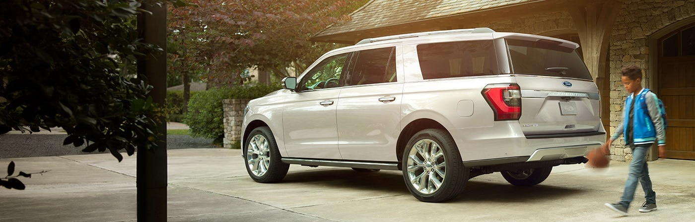 Browse New Ford Expedition Suvs For