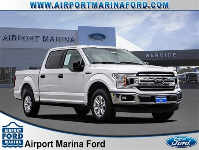 Used 2018 Ford F-150 XLT Truck Los Angeles, CA