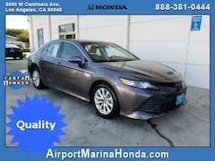 2018 Toyota Camry LE Sedan For Sale in Los Angeles, CA