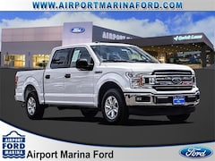 Used  2018 Ford F-150 XLT Truck For Sale in Los Angeles, CA