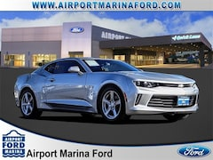 Used 2016 Chevrolet Camaro 1LT Coupe For Sale in Los Angeles, CA