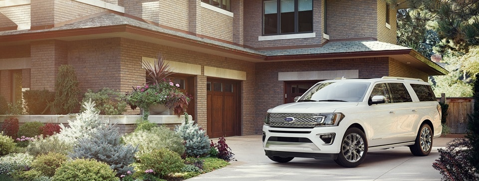 Whats New About The  Ford Expedition