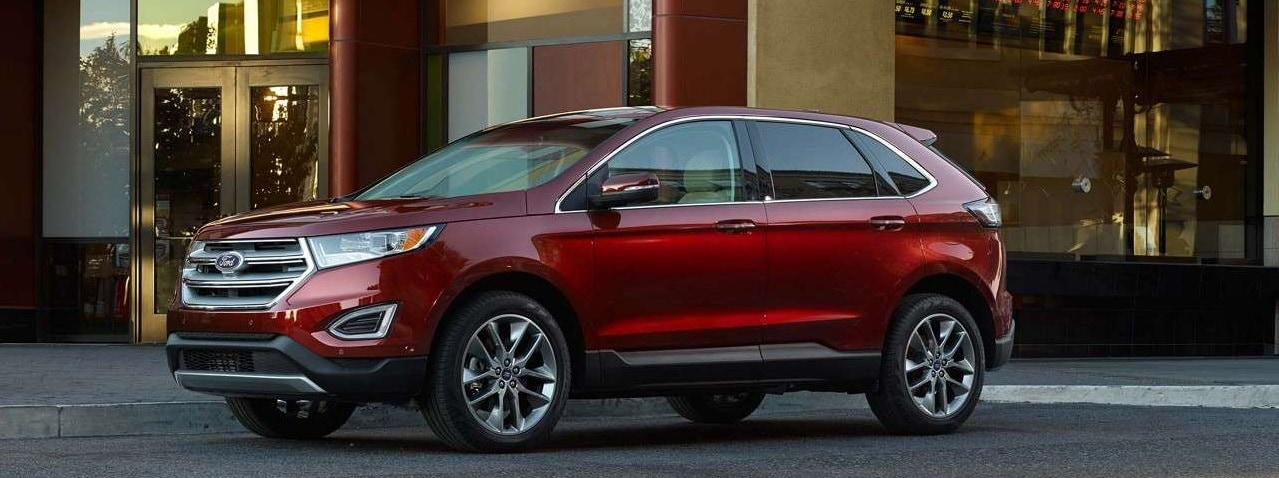 The  Ford Edge Impeccably Balances What You Want And Need Out Of An Suv