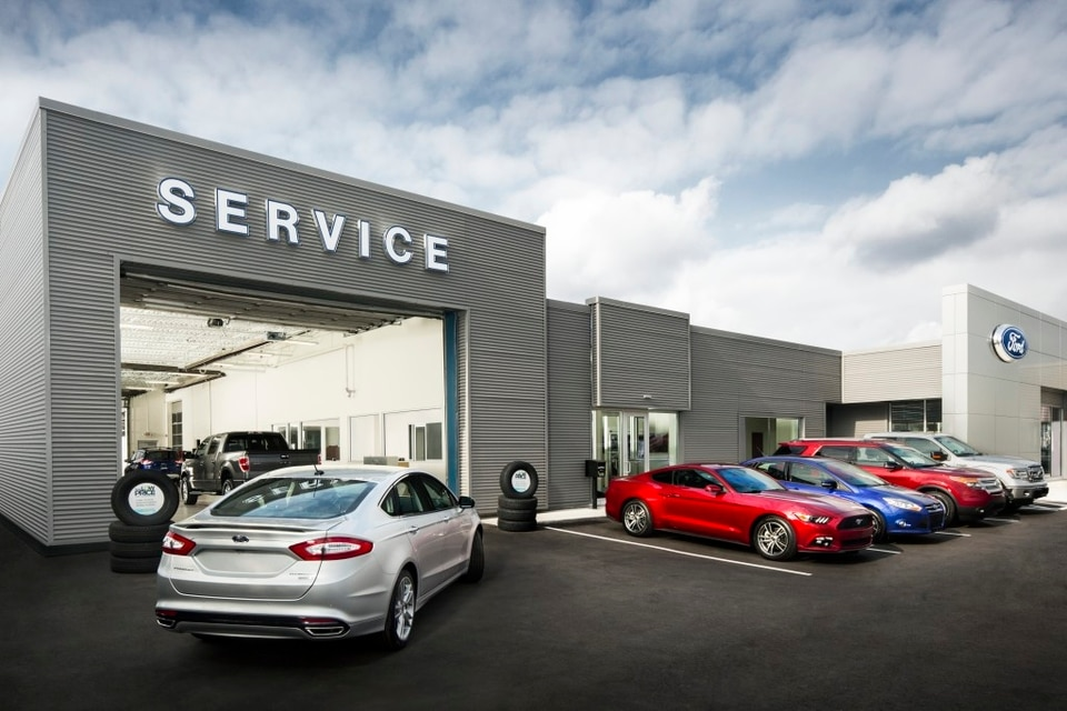 Find Expert Ford Service In Los Angeles Airport Marina Ford
