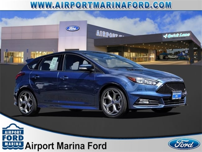 New 2018 Ford Focus ST Hatchback Los Angeles, CA