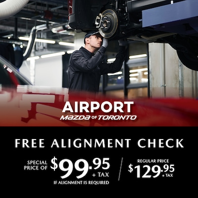 $99.95 Alignment with Free Alignment Check