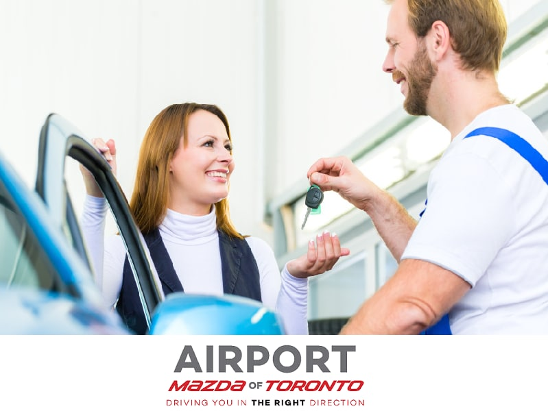Buy With Confidence - Airport Mazda Of Toronto